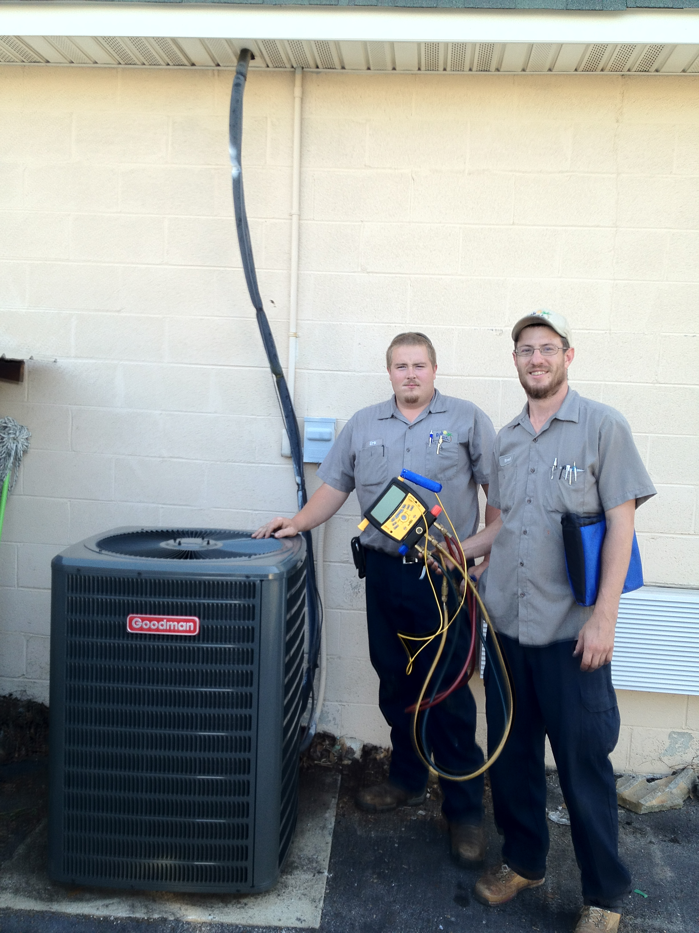 Rush - Heating and Cooling Inc.